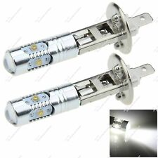 2X H1 P14.5s DIN49738 5 Cree LED Head Light Headlight Foglight Lamp Car ZH014