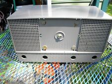 RCA VICTOR Radio Cabinet  Model 6XF 9J - GRAY