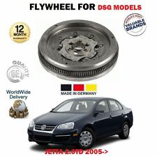 FOR VW VOLKSWAGEN JETTA 2.0 TDI 140BHP 136BH 2005--> NEW FLYWHEEL FOR DSG MODELS