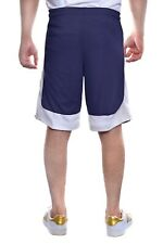 WICKED STOCK Mens Long Mesh Shorts with Pockets  sht-3