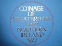 Royal Mint Coin Set Coinage of Great Britain & Northern Ireland 1970-1982
