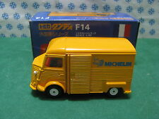 "Rare  -  CITROEN  Type H  "" Michelin ""    -  1/43  Tomica Dandy"