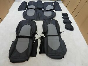 Factory Take-Off Leather Seat Covers Fits Toyota Camry XLE XSE 2018-2021 FW42