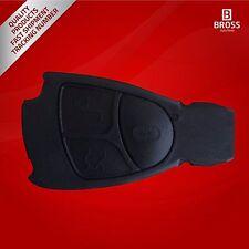 3 botones caso de vivienda Clave cubierta para Mercedes W168 W202 W203 W210 W209