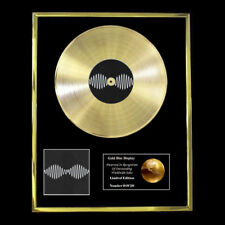 More details for arctic monkeys a.m. cd  gold disc record vinyl lp award display free p+p!!