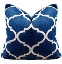 Kissenbezug, 2 Stück, blau, 50x50, Baumwollmischung, nur 12,95 €