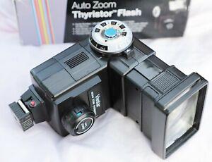 Vivitar Auto Zoom Thyristor flash