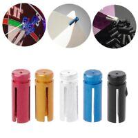 6 Pcs/1 Set Dart Flight Protector Indoor Games Aluminum Alloy Material