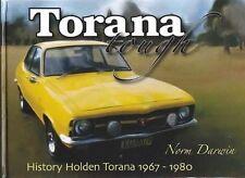 Torana Tough: History Holden Torana 1967-1980 by Norm Darwin (Hardback, 2012)