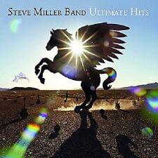 STEVE MILLER BAND ULTIMATE HITS CD -PRE-ORDER Released 15/9/17