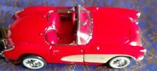 Franklin mint Scale model of a 1957 Chevrolet Corvette Stingray