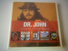 DR. JOHN - ORIGINAL ALBUM SERIES  5 CD SET NEW SEALED 2009
