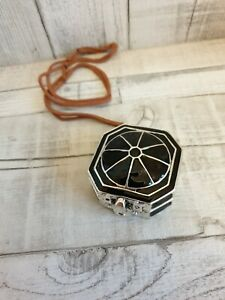 JACK SPARROW metal pirates SPINNING COMPASS REPLICA gift