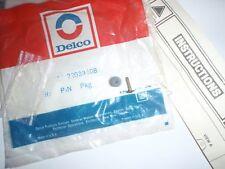 NOS GM DELCO Antenna RF Pin Repair Kit 1982-1985 CAMARO 82 83 84 85 , 22039108