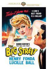 The Big Street DVD (1942) - Henry Fonda, Lucille Ball, Irving Reis