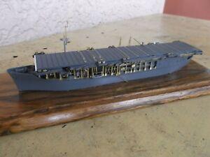 Loose Cannon East USS Long Island CVE 1 1944 1/700 waterline ship model kit