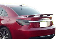PAINTED DODGE AVENGER FACTORY STYLE REAR WING SPOILER 2007-2014