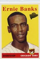 Ernie Banks 2003 Topps All-Time Fan Favorites #30  Chicago Cubs