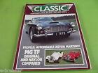 classique et voiture de sport Magazine Septembre 1985 #C1