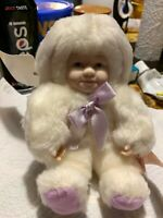 """Anne Geddes Porcelain Bunny Doll.6"""" Furreal Bunny,mail Once A Week Only Wed"""