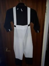 GIRLS /BOYS OOMPA LOOMPA COSTUME & WIG AGE 7-8-9 YEARS FANCY DRESS charlie choc