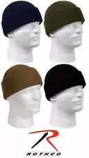 Rothco Genuine GI Knitted Winter Hat Wool Watch Cap - Made In The USA