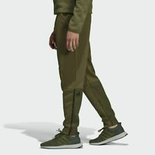 NEW Adidas Mens Pant ZNE Joggers Bottom Green Training Size Small DP5136 $80