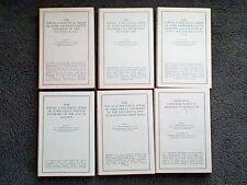 SOCIAL AND POLITICAL IDEAS SERIES EDITED BY F.J.C. HEARNSHAW 6 VOLUMES 1967