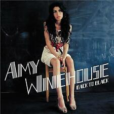 AMY WINEHOUSE  BACK TO BLACK  CD NEW
