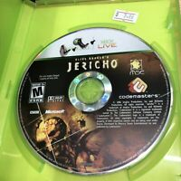 Clive Barker's Jericho Microsoft Xbox 360 2007 Disc Only *