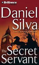 Gabriel Allon: The Secret Servant 7 by Daniel Silva (2011, CD, Abridged)
