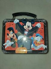 Disney Mickey Mouse and Friends Halloween Mini Lunch Box Treat Container Child