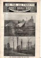 1902 Mail & Express February 15 - Paterson NJ burns down; Paderewski's villa