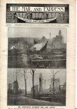 1902 Mail & Express February 15 - Paterson NJ burns down; Paderewski's villa