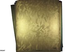 Letter Size Metallic Shimmering Textured Papers 250 GSM -choose Color & Quantity