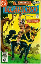 Warlord # 45 (Mike Grell, así que OMAC) (Estados Unidos, 1981)