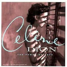 1993 Celine Dion- Power of Love Promotional Single Radio Edit & Album Version CD