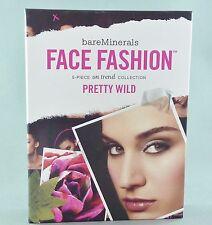 Bare Minerals Kit Face Fashion Pretty Wild Set Eyeshadow Blush Lipstick *damaged