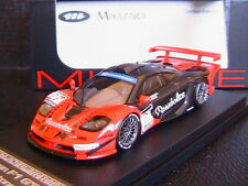 MCLAREN F1 GTR #27 SILVERSTONE 1997 GOOWIN AYLES HPI 8535 1/43 MIYAZAWA MOKEI