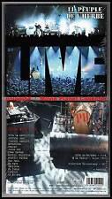 "LE PEUPLE DE L'HERBE ""Live"" (CD+DVD Digipack) 2008 NEUF"
