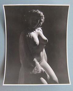 Seminude women photos • Vintage negatives + prints