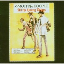 Mott The Hoople All The Young Dudes CD+Bonus Tracks NEW SEALED 2006 Remastered