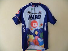 Maillot équipe professionnelle cyclisme MAPEI - GB