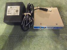 Broadcast Video Sytem BVS CC100 Closed Captioning Decoder with Adapter