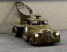 RARE TEKNO 1950's Antique Army Truck, Made in Denmark, OB, Classic