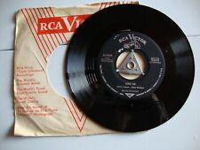 ELVIS PRESLEY VOLUME OF FIVE RCA VICTOR  ARMY PRESSING  45 RPM RARE