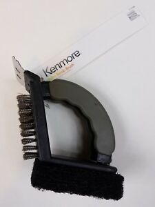 Kenmore Palm Scrub Brush for Grill Cleaning - NEW!  71-10188