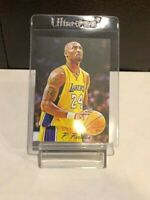 KOBE BRYANT AUTOGRAPH CARD - PERTOSA CERTIFIED ART- LIMITED PRINT - SEE IMAGE