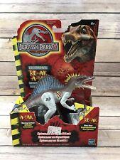 New Hasbro 2000 Jurassic Park 3 Re- Ak A-Tak Spinosaurus Aqua Attack #62244
