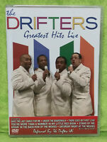 The Drifters - Greatest Hits Live (DVD, 2007)